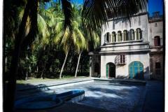 Jardines De La Tropical outside water Garden