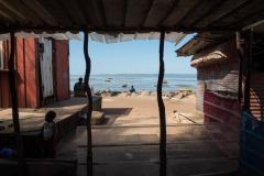 Fishermans Village near Lourenço Marques