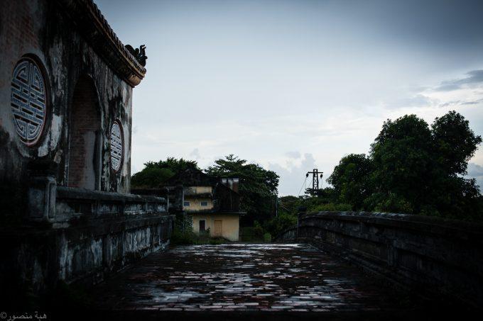The last Huế sunset