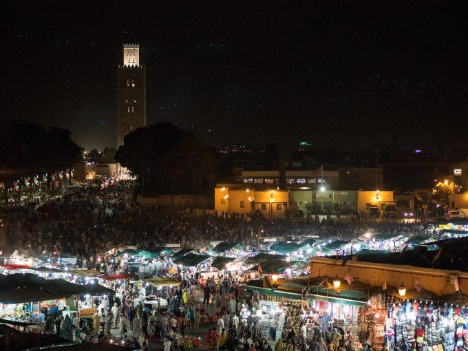 Marrakech Express, July 2017