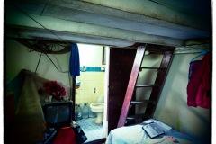 Interiors of apartment 54