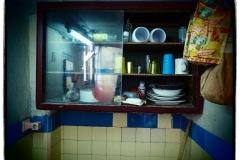 Bathroom/Kitchen of apartment 54