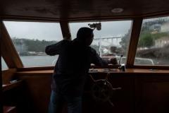 Porto Ferry worker