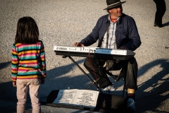 The Keyboard player